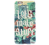 Let's Make Stuff Design Hard Case for iPhone 6