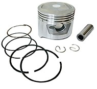 52.4mm 13mm Piston Rings Set For 110CC Horizontal Engine Dirt Pit Bike ATV Quad