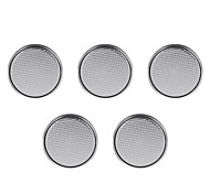 GP CR2025/DL2025 3V Lithium Cell Button Batteries (5 PCS)