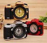 Fashion Home Office Decor Camera Model Alarm Clock Creative Gifts Random Color