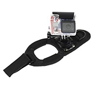 360 Degree Rotation Glove-style Wrist Hand Mount Strap Holder for GoPro Hero Camera