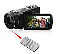 1080P High Definition Digital Camcorder with 3.0Touch Screen & Remote Control & Anti-shake