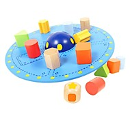 BENHO Birch Wood Balance UFO Wooden Toy