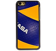 Volleyball Design Aluminum Hard Case for iPhone 5C