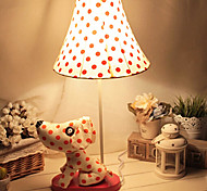 Herb-Tale® Spotted Dog 35W Cartoon Pastoral Style Bedsides Desk Lamp 220V