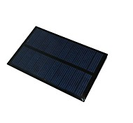 1.25W 5V/250mAh  Mini Solar Panel DIY Battery Power Panel 110x69mm (Solar Panel Only)