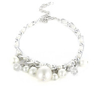 Pearl Fashion  Bracelet [77990] (Random Color)