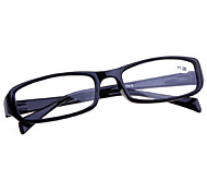 [Free Lenses] Acetate Rectangle Full-Rim Classic Reading Eyeglasses