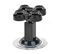 CYMN008 Universal 360 Degrees Rotation Car Mount Suction Cup Holder Stand for Cellphones (Black)