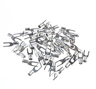 V-Type Plug 2-3.2 U-Shaped Plug Y-Shaped Terminal(50Pcs)
