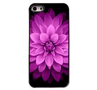 rosa Blüten Design Aluminium-Hülle für das iPhone 4 / 4s