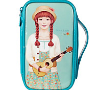Elegant Overflow Korea Authentic Multifunctional Cosmetic Bag