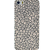 Cute Cat Pattern Case for iPhone 6