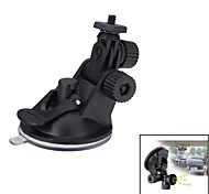 52mm Car Suction Cup Mount Tripod Holder for DVR / DV / GPS / Camera / GoPro