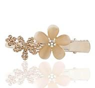 Fashionable Flower Hairpin(Color Random)