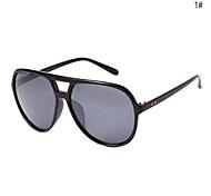 100% UV400 Aviator Plastic Retro Sunglasses