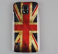 The UK Flag Design TPU Soft Shell for Samsung Galaxy S5 I9600