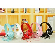 Y503 Style Over Ear Foldable Bass Headphone for Phones (Assorted Color)