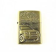 Creative Cool Off-Road Vehicle Pattern Oil Lighter