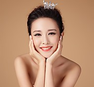 Women's/Flower Girl's Rhinestone/Alloy Headpiece - Wedding Tiaras