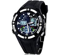 Skmei ® Herren Sport-Multifunktions Shock Resistant Dual Time Zone Armbanduhr 30m Wasserdicht verschiedene Farben