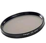 TIANYA 49mm CPL Circular Polarizer Filter for Sony A7R NEX-7 NEX5N NEX-5C NEX-C3 E18-55mm Lens