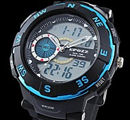 Men's Sprots Watch LCD Water Resistant Digital Special design Military for Outdoor Life(Assorted Colors)