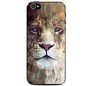 Serious Tiger Pattern Hard Case for iPhone 5/5S