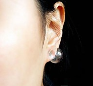 Solid Glass Earrings