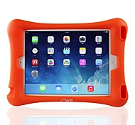 Silicone Waterproof Cover with Hard Back Case for iPad Air
