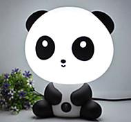 Cute Cartoon Kung Fu Bear 20W LED Small Table Lamp220V