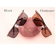 Sunglasses Men / Women / Unisex's Classic Rectangle Sunglasses Half-Rim