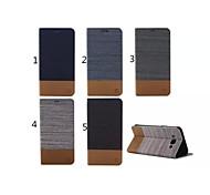 Samsung Handy - Samsung GALAXY CORE Prime - Hüllen (Full Body)/Hüllen mit Ständer - Spezielles Design PU Leder )