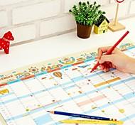 2015 Calendar Cute/Multifunction Paper Planners