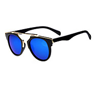 100% UV400 caminante PC gafas de sol retro