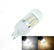 G9 7W 40x5630SMD 1600LM 3500K 6000K Warm White/Cool White Home / Office Corn Bulbs  AC110-240V