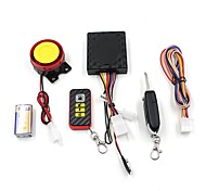 New Bike Motorcycle Security Alarm System Immobiliser Remote Control Engine OK