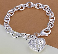 Bettelarmbänder 1 Stück,Silber Armbänder versilbert Schmuck Damen