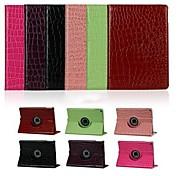 Casos de Origami ( Cuero PU , Colores Surtidos ) - de Diseño Especial para Manzana iPad Air 2