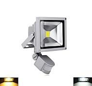 Focos de LED Sensor 20W 2800-6500 LM K Branco Quente / Branco Frio 1 LED de Alta Potência 1 pç AC 85-265 / AC 220-240 / AC 110-130 V