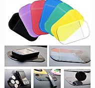 Universal Anti-Slip Mat Car Sticky Holder for Samsung/iPhone and Others(Random Color)