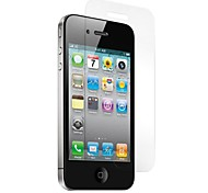 Doopootoo® Anti-scratch Ultra-thin Tempered Glass Screen Protector for iPhone 4/4S
