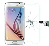 Protector de pantalla - Cristal Templado Anti Explosión/A Prueba de Polvo/Impermeable - para Samsung Samsung Galaxy S6