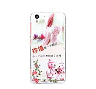 High Quality Painted Cartoon Series Love Bear PC Back Cover for HTC Desire Eye