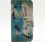 Teléfono Móvil Samsung - Carcasas de Cuerpo Completo - Gráfico/Diseño Especial - para Samsung Galaxy Core 2 G3556D ( Multi-color , Plástico/Cuero PU )