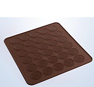 Bakeware High Quality Silicone Cake Macaron Baking Molds