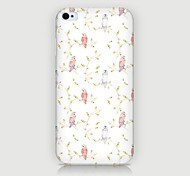 Magpie Pattern Back Case for iPhone4/4S