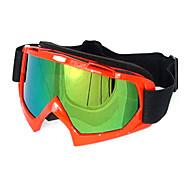 anti-vent des lunettes mode acrylique de ski