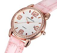 - Analog Armbanduhr - für Damen