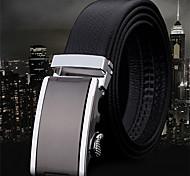 Cinturón (Negro , Legierung) - Hombre